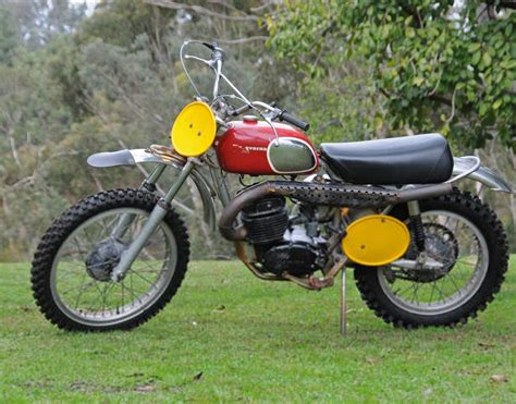 Steve Mcqueen's 1970 Husqvarna 400 Cross Up For Auction