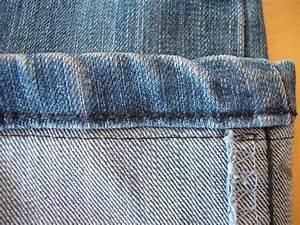 Faire Ourlet Jean : comment coudre un ourlet de pantalon a la machine ~ Melissatoandfro.com Idées de Décoration