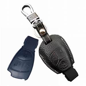 Mercedes Accessories Shop : leather key fob cover for auto mercedes benz amg c e s clk ~ Kayakingforconservation.com Haus und Dekorationen