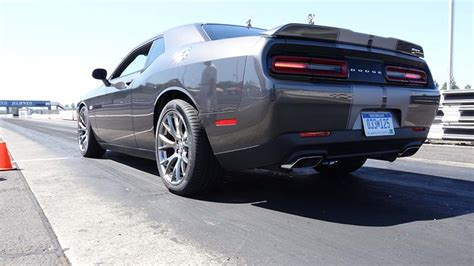 SRT Hellcat, 392 Scat Pack, Challenger R/T Exhausts