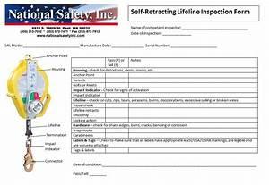 Miller Harness Inspection Checklist