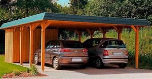 Carport Maße Für 2 Autos : carport ganz einfach selber bauen obi gartenplaner ~ Michelbontemps.com Haus und Dekorationen