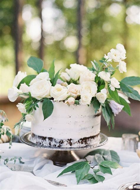 15 Small Wedding Cake Ideas That Are Big On Style A