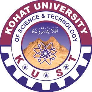 kohat university  science  technology wikipedia