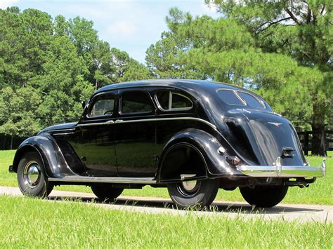 1937 Chrysler Airflow by 1937 Chrysler Airflow Touring Sedan C 17