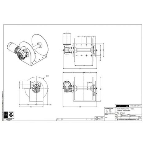 muir winch wiring diagram muir dff10 free fall drum winch 1000w automatic free fall and power up and suits most