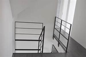 Garde Corps Escalier Interieur : garde corps int rieur en acier ou inox pour escalier ~ Dailycaller-alerts.com Idées de Décoration