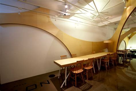 Cafe Raon by Design BONO, Seoul » Retail Design Blog