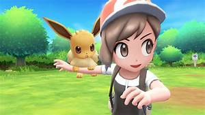Pokmon Lets Go Pikachu Lets Go Evoli Alle
