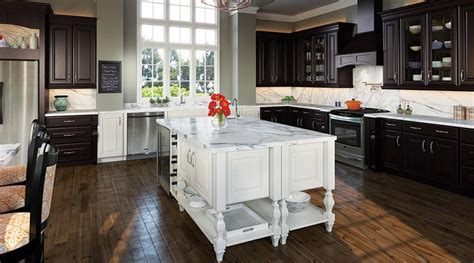 semi custom kitchen cabinets outlining differences between custom and semi custom 7893