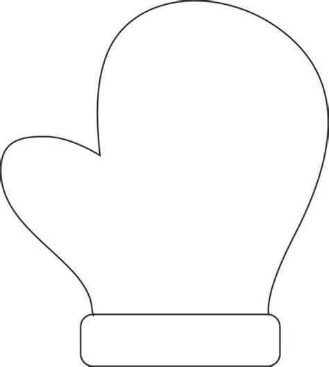 handprint mitten decoration