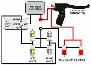 Installing Turn Signals   Electricscooterparts Com Support