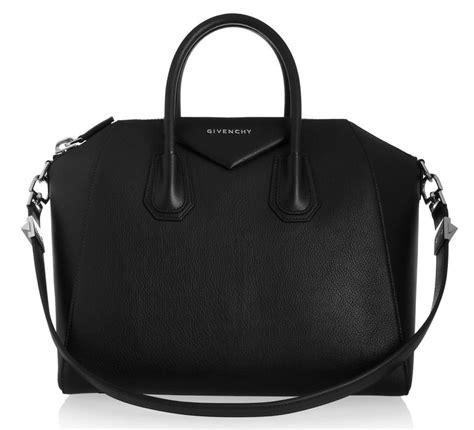 large leather purse the bag guide the givenchy antigona bag purseblog