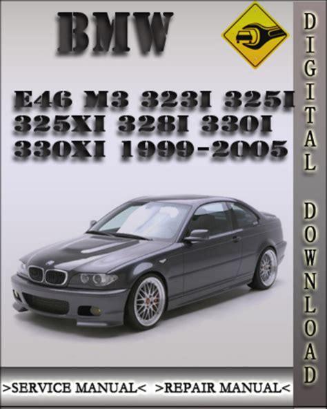 car repair manuals online pdf 1989 bmw 6 series electronic valve timing 1999 2005 bmw 3 series e46 m3 323i 325i 325xi 328i 330i 330xi facto