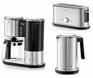 Wasserkocher Glas Wmf : wmf lineo fr hst cksset glas kaffeemaschine wasserkocher und toaster ebay ~ Frokenaadalensverden.com Haus und Dekorationen