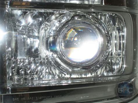 ford  van custom hid projector headlamp package