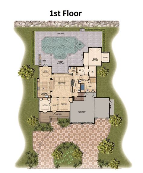 bedrooms   baths plan