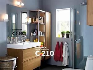 Armoire De Salle De Bain Ikea : salle de bain ikea 15 photos ~ Teatrodelosmanantiales.com Idées de Décoration