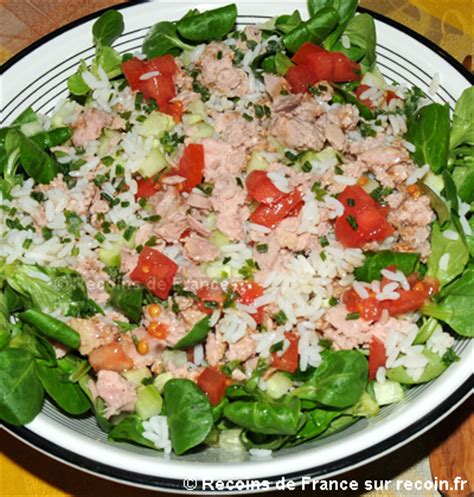 cuisine nantaise recette salade nantaise sur recoin fr
