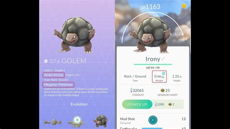 How To Catch Golem In Pokemon Go