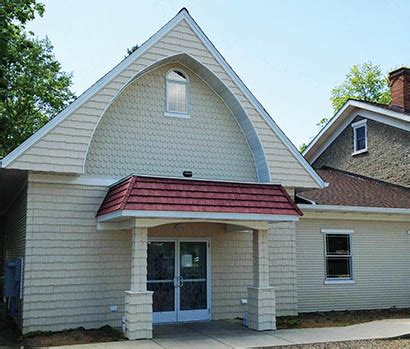Crookston Audio Provides Ashly System For New Funeral Home