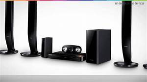 Home Theater Samsung Ht-f6550w