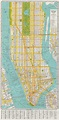 The Complete Map of New York (Manhattan).: Geographicus ...