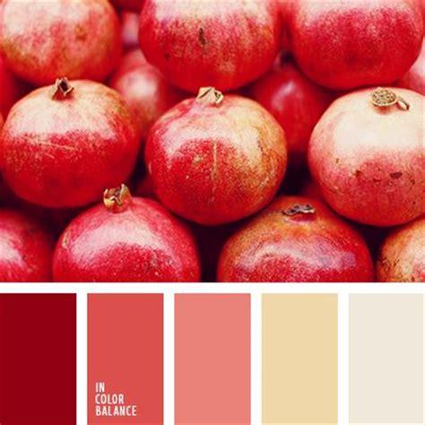 pomegranate color color inspiration for design wedding or more