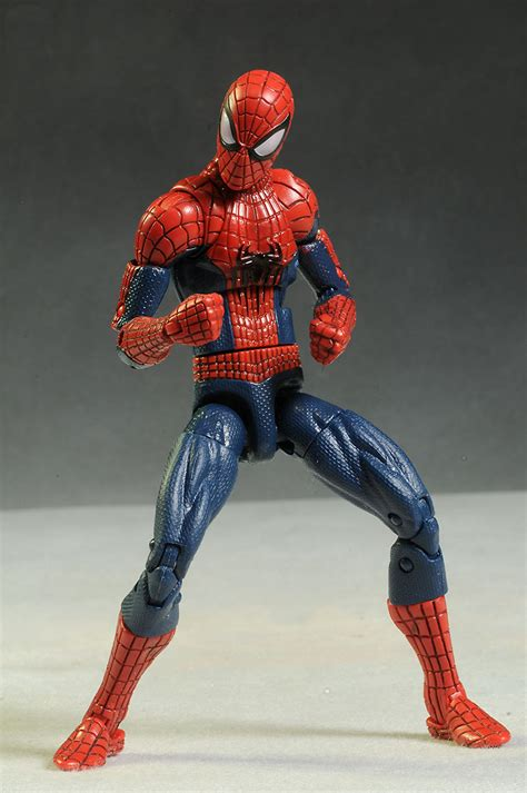 review    asm spider man electro marvel