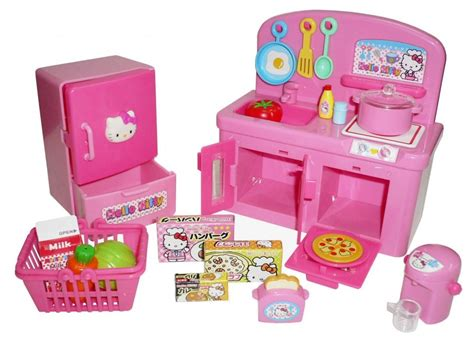 hello kitty kitchen set new hello kitty kitchen set from japan gift ebay