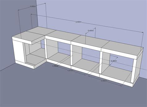 meuble en beton cellulaire communaut 233 leroy merlin