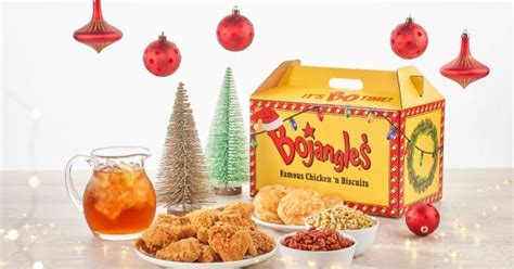 Check spelling or type a new query. Bojangles' Offers New Holiday Big Bo Box | Brand Eating