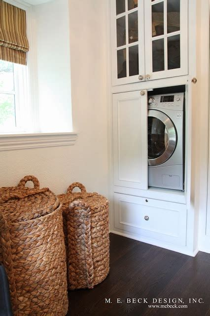 washer and dryer design ideas