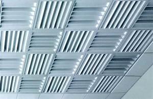 Dalles De Plafond A Coller : rt60 diffracteurs acoustiques pour plafond ~ Nature-et-papiers.com Idées de Décoration