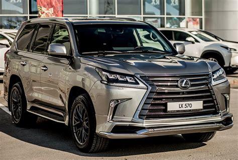 2020 lexus lx 570 2020 lexus lx 570 redesign lexus car