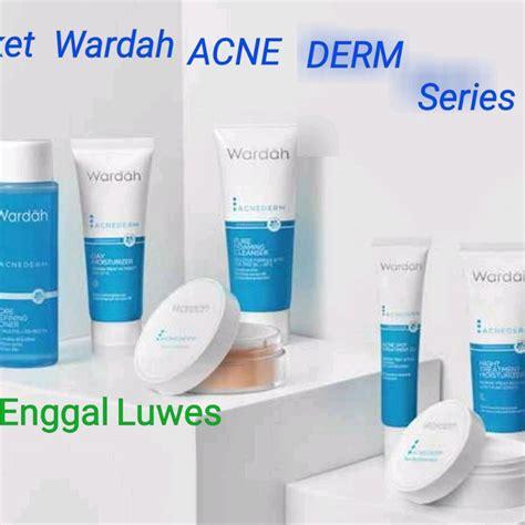 Harga Wardah The Series daftar harga wardah paket acne acnederm terbaru 2019 cek