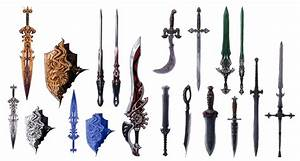 Image - Gladiator Weapons FFXIV Art.jpg | Final Fantasy ...