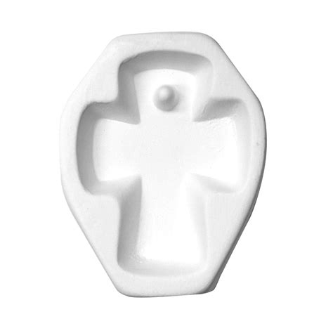 Cross Jewelry Casting Mold