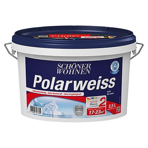schoener wohnen polarweiss basismischfarbe   matt