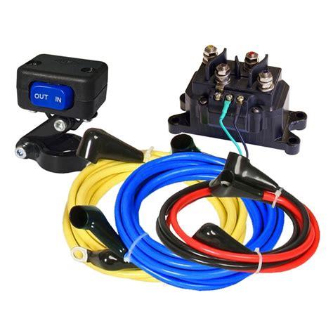 Kfi Products Universal Winch Wiring Kit Atv