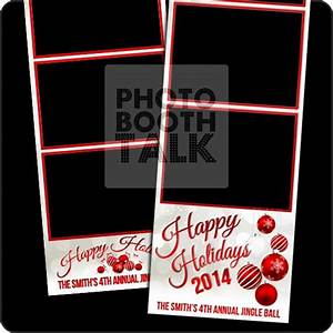 Photo Booth Christmas Templates  U2013 Festival Collections