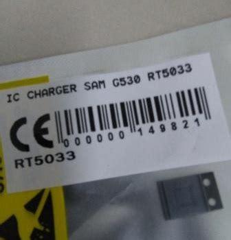 ic charger samsung g530 rt5033 librajaya grosir sparepart hp murah