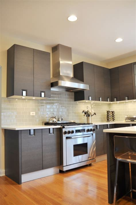 Modern, Highend Italian Kitchen Design Portfolio  Chicago