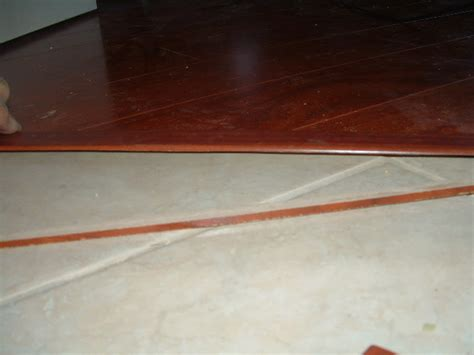 laminate floor transition strips laminate flooring installing transition laminate