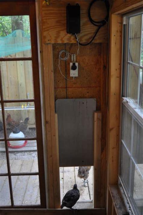 best automatic chicken door coop build free access best automatic chicken coop door