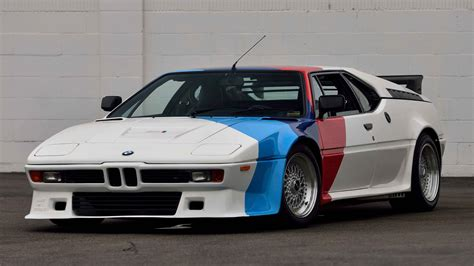 Bmw M1 To Set Record Price At Auction