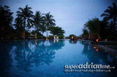 [hotel Review] Angsana Bintan, Indonesia