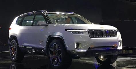 jeep grand cherokee specs release date  price