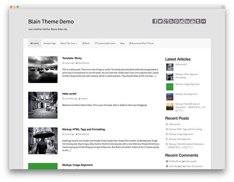 wordpress themes built  bootstrap