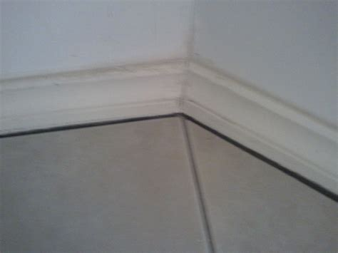 wood baseboard on tile floor newhairstylesformen2014